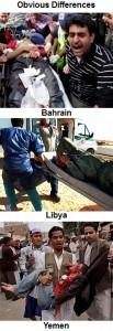 libya yemen bahrain protests massacre murder snipers